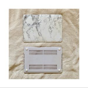 Marble Laptop Case for 2017 and newer Macbook Pro